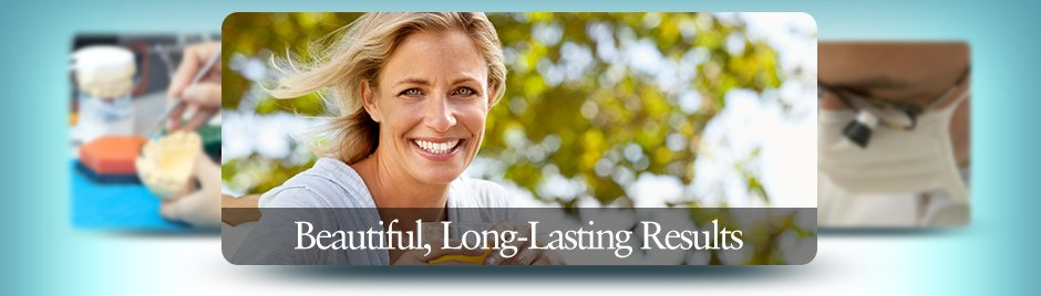 Beautiful, Long-Lasting Results