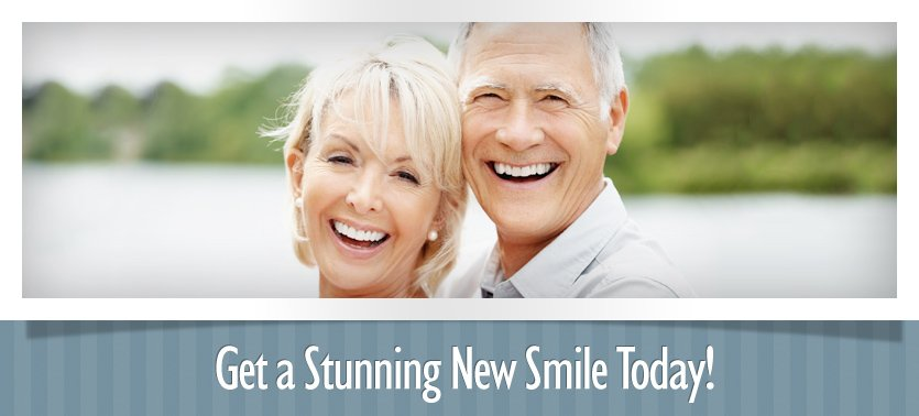 Get A Stunning New Smile Today
