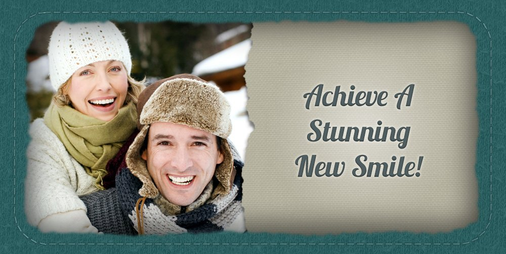Achieve A Stunning New Smile