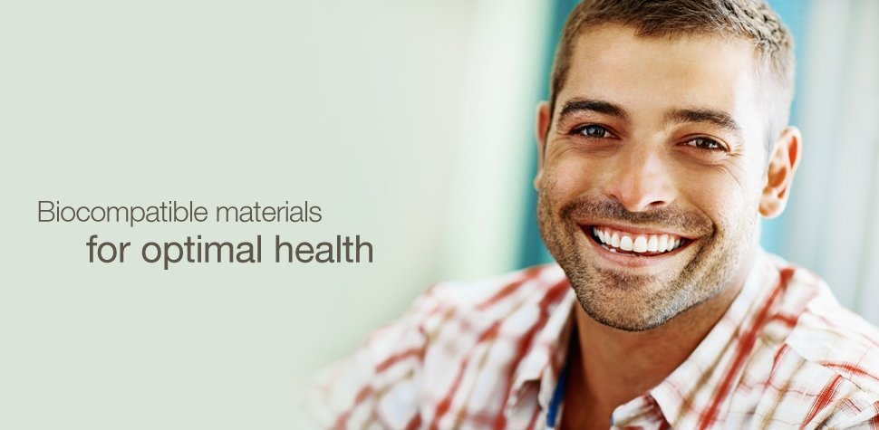 Biocompatible materials for optimal health