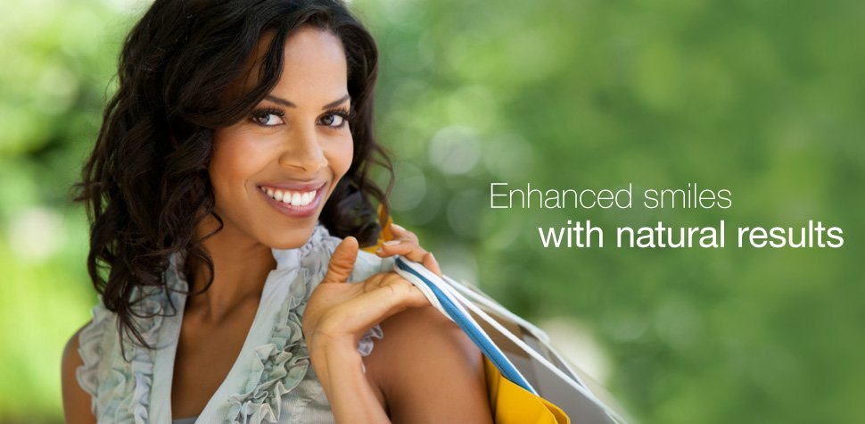 Enhanced smiles with natural results