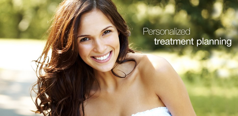Personalized treatment planning