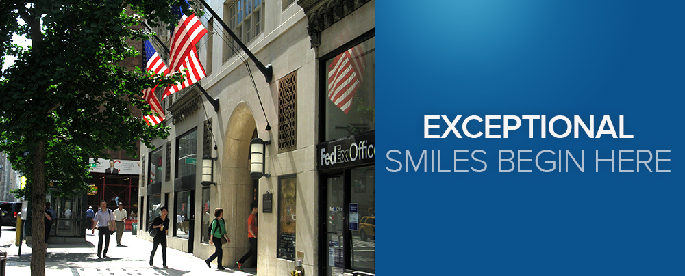 Exceptional smiles begin here