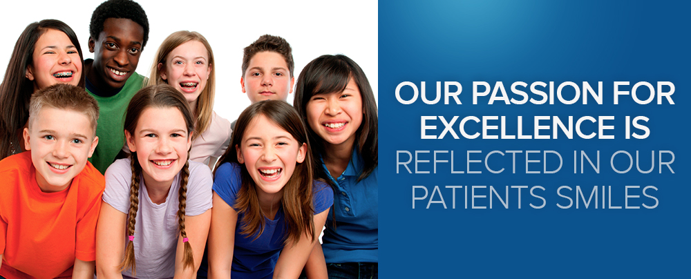 Our passion for excellence is reflected in our