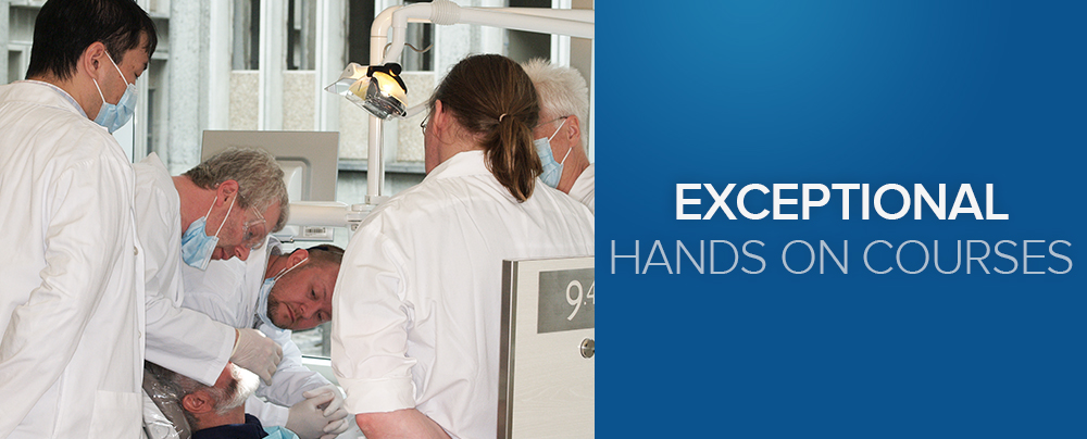 Exceptional Hands on Courses