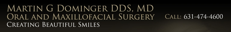 Martin G Dominger DDS, MD