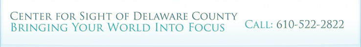 Center for Sight of Delaware County