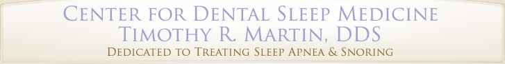 Center for Dental Sleep Medicine