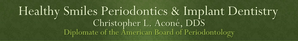 Healthy Smiles Periodontics & Implant Dentistry