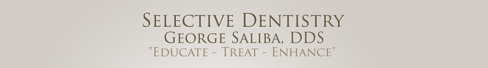 Selective Dentistry