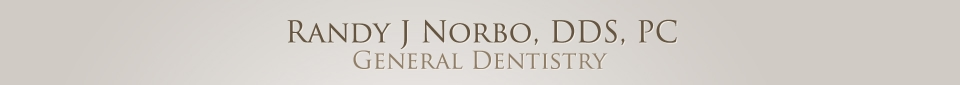 Randy J Norbo, DDS, PC