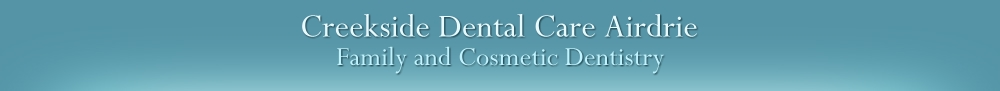 Creekside Dental Care Airdrie