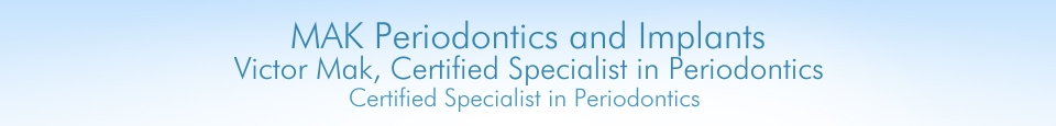 MAK Periodontics and Implants