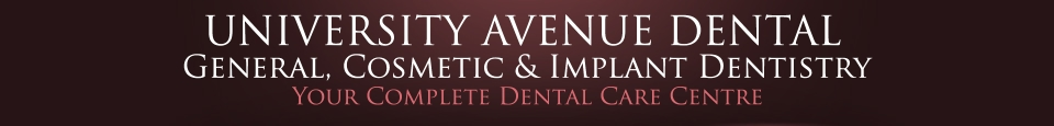 UNIVERSITY AVENUE DENTAL
