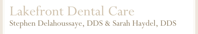Lakefront Dental Care