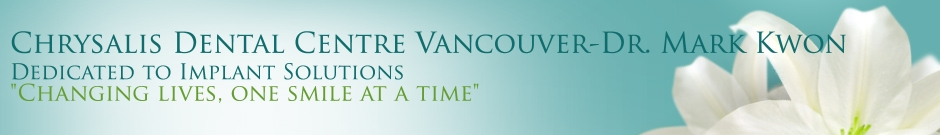 Chrysalis Dental Centre Vancouver-Dr. Mark Kwon