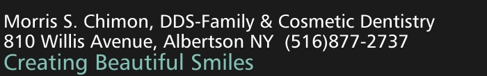 Morris S. Chimon, DDS-Family & Cosmetic Dentistry