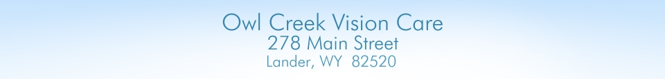 Owl Creek Vision Care
