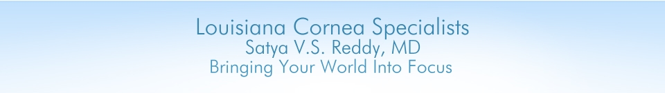 Louisiana Cornea Specialists