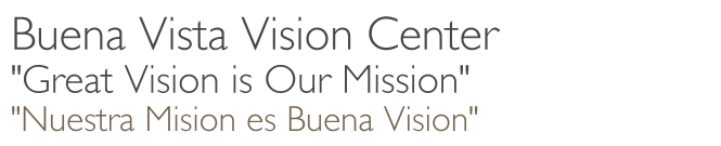 Buena Vista Vision Center