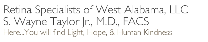Retina Specialists of West Alabama, LLC