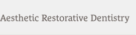 Aesthetic Restorative Dentistry