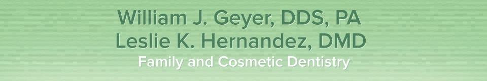 William J. Geyer, DDS, PA