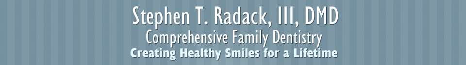 Stephen T. Radack, III, DMD