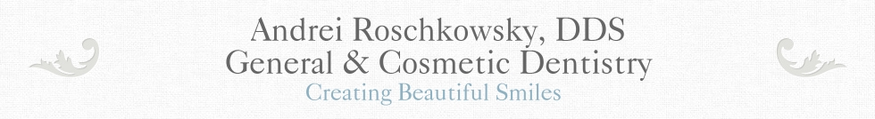 Andrei Roschowsky, Dds - Appointment Request
