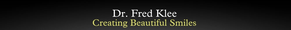 Dr. Fred Klee