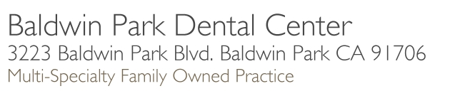 Baldwin Park Dental Center
