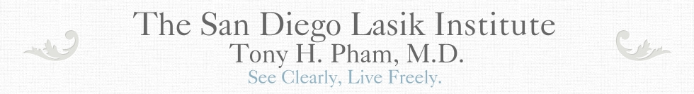 The San Diego Lasik Institute