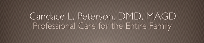 Candace L. Peterson, DMD, MAGD