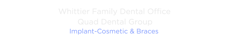Whittier Family Dental Office