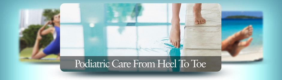 Podiatry From Heel to Toe