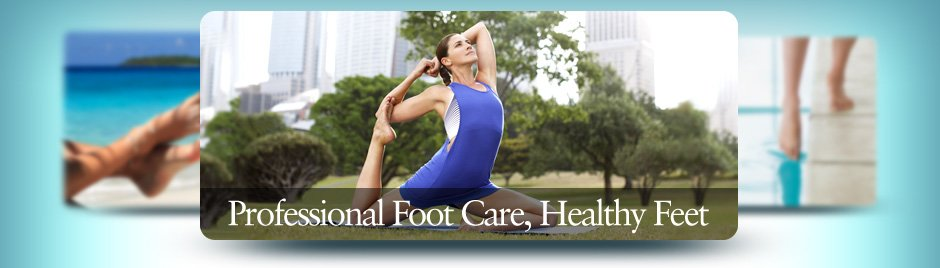 Professional Foot Care, Healthy Feet