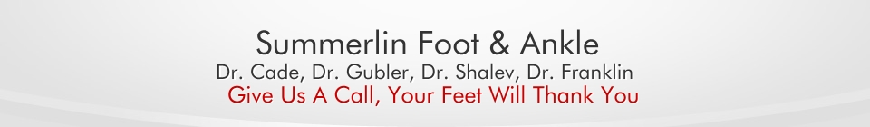 Summerlin Foot & Ankle
