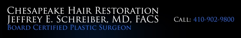 Chesapeake Hair Restoration