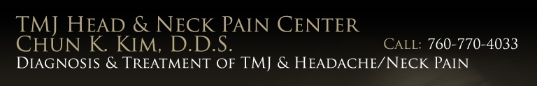 TMJ Head & Neck Pain Center