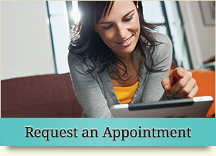 request an appointmentt