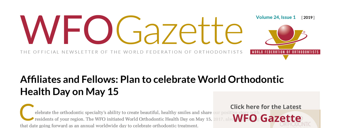 Calendario Orto 2020.Wfo World Federation Of Orthodontists Home