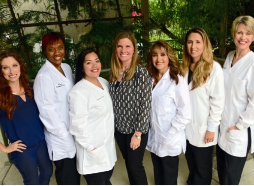 Piedmont Dental by Design staff